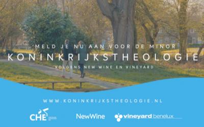 Minor Koninkrijkstheologie