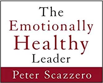 The Emotionally Healthy Leader (Scazzero)