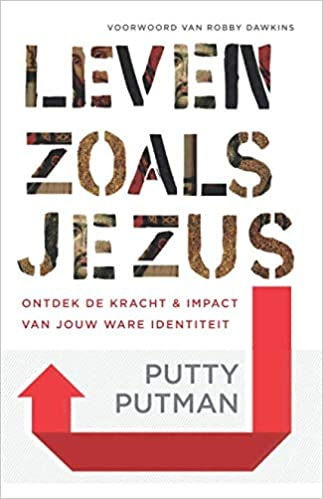 Putty Putman boek vertaald – Leven zoals Jezus
