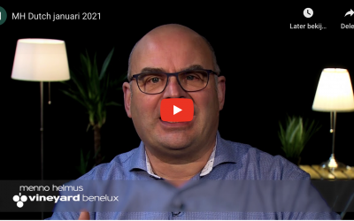 30 januari 2020, bericht van Menno Helmus (National Director)